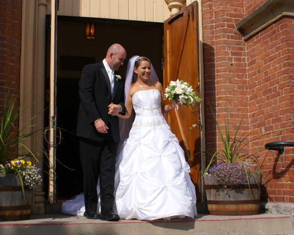 Book both Wedding Photography and Disc Jockey services and have your photographer ALL DAY!